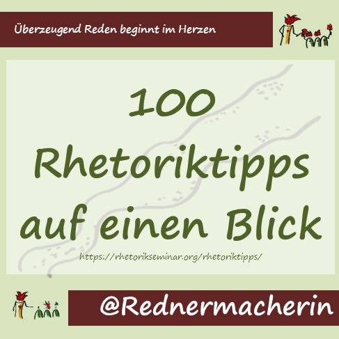 100 Rhetoriktipps