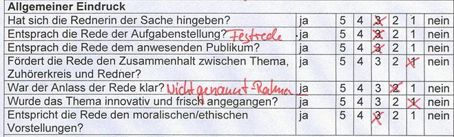 Neujahrsansprache Dr Angela Merkel - Redeanalyse durch Judith Torma