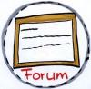 Forum-badge