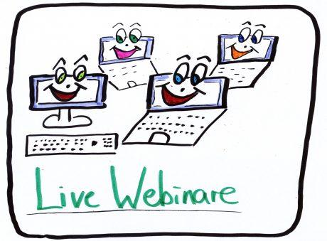 live Webinare