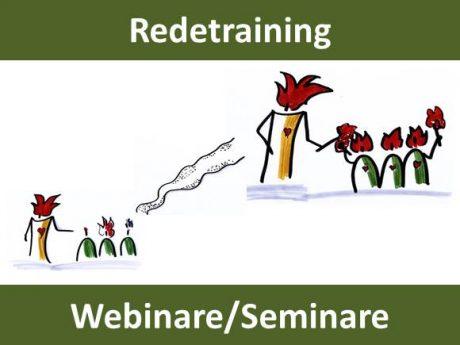 Webseite-Redetraining