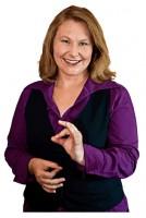 Judith Torma, die Rednermacherin