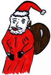 slider-advent santa