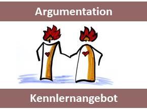edudip-titelbild Argumentation - Kennlernangebote