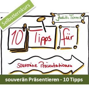 Souverän Präsentieren - 10 Tipps