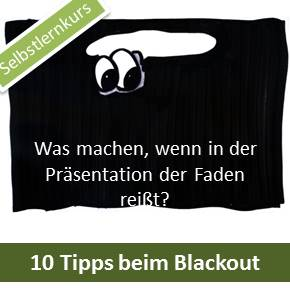 10 Tipps beim Blackout