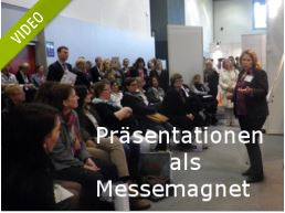 Messe Präsentation